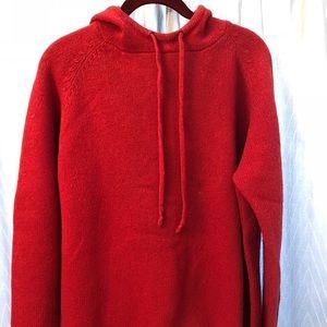 Vintage J. Crew Hooded Sweater